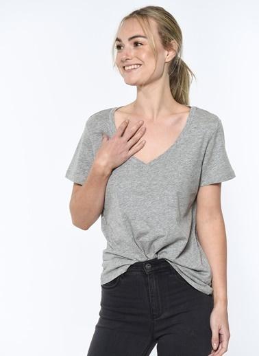 Vero Moda Tişört Gri